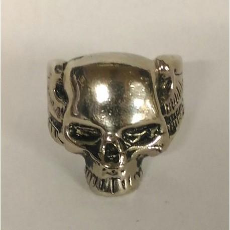 Skull ring punisher