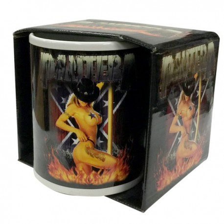 Pantera mug