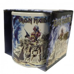 Iron Maiden mug