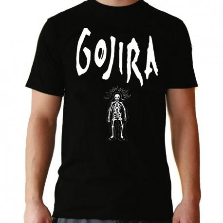 Men Gojira T shirt