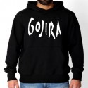 Men Gojira hoodie sweatshirt