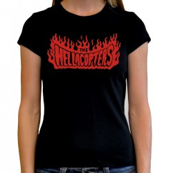 Women Hellacopters T shirt