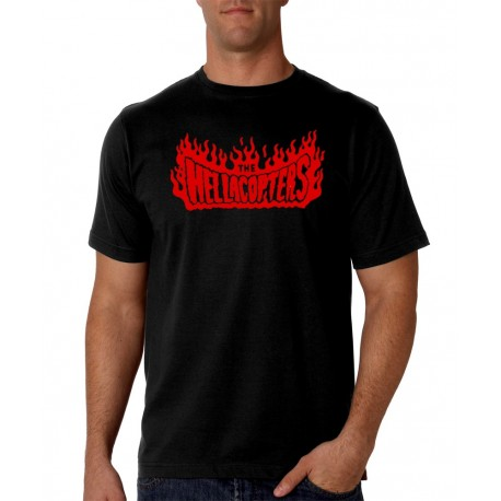 Men Hellacopters T shirt