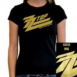 Camiseta mujer ZZ Top