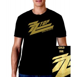 Men ZZ Top T shirt