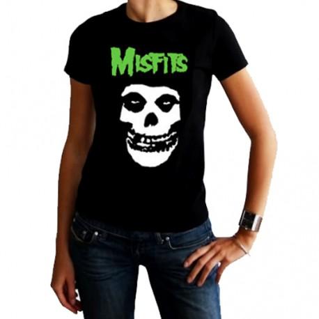Camiseta mujer Misfits