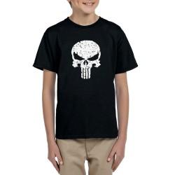 Camiseta niño Punisher