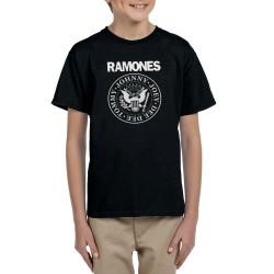 Camiseta niño Ramones