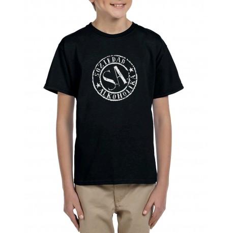 Camiseta niño S.A.