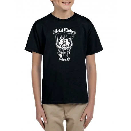 Kid Mickey Motorhead T shirt