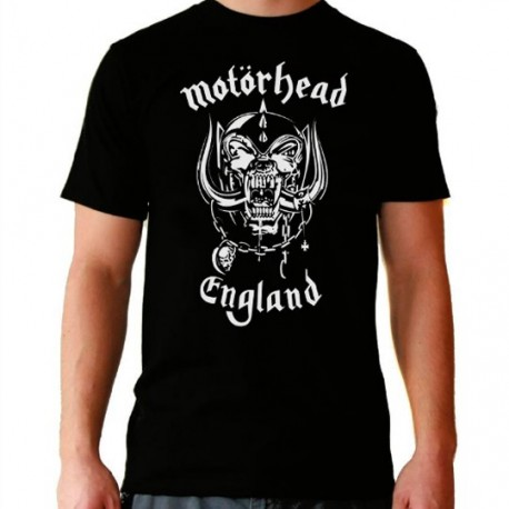 Men Motorhead england T shirt