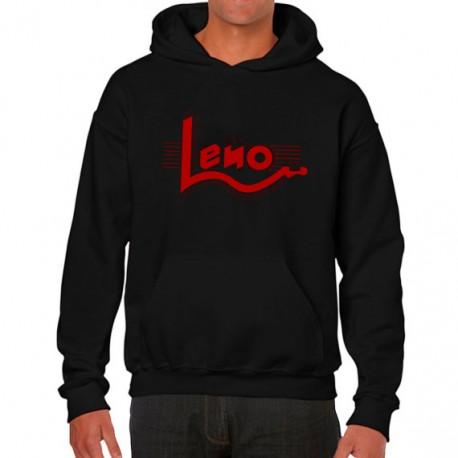 Men Leño hoodie sweatshirt