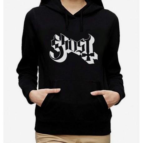 Women Ghost hoodie sweatshirt