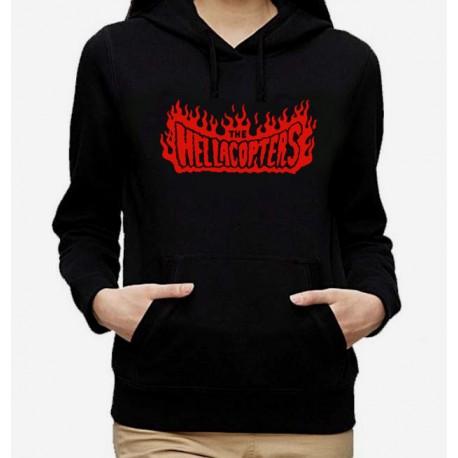 Women Hellacopters hoodie sweatshirt