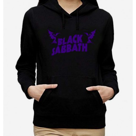 Women Black Sabbath hoodie sweatshirt