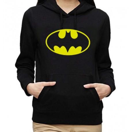 Women Batman hoodie sweatshirt