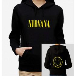 Sudadera mujer Nirvana