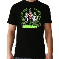 Men Green Day T shirt