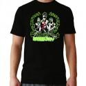 Men Green Day T shirt