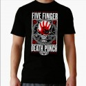 Men FIVE FINGER DEATH PUNCH T shirt