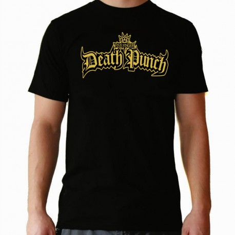 Camiseta hombre FIVE FINGER DEATH PUNCH