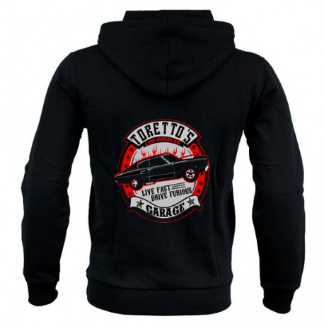 Sudadera hombre Fast and furious