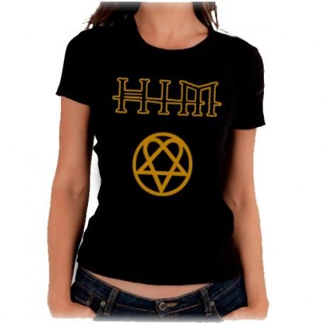 Women HIM T shirt
