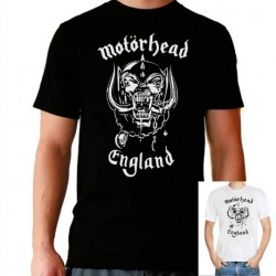Men Motorhead england T shirt
