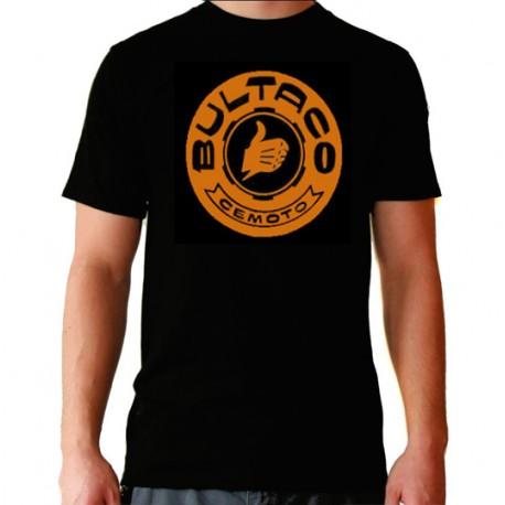 Men Bultaco T shirt