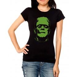 Camiseta mujer Frankenstein