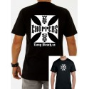 T shirt Men West coast choppers