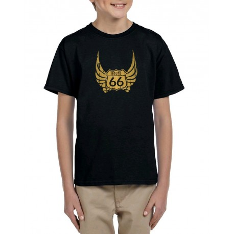 Kid Route 66 T shirt