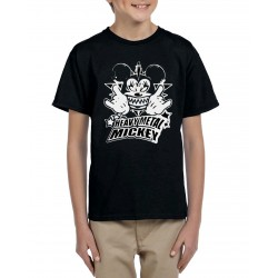 Kid Metal Mickey T shirt