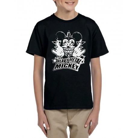 Kid Metal Mickey T shirt