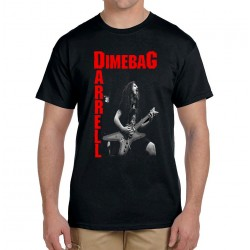 Men Dimebag Darrell T shirt