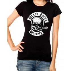 Camiseta mujer Black Label Society