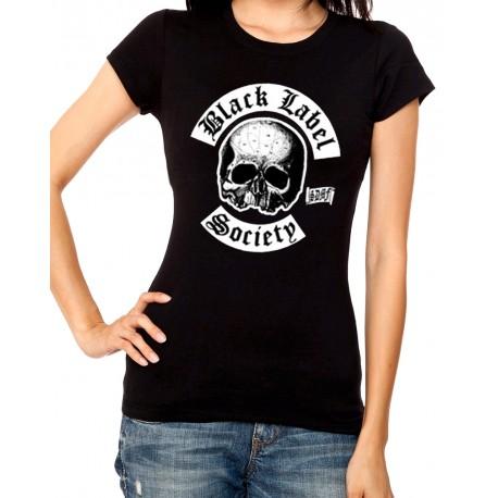 Women Black Label Society T shirt