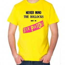 Camiseta hombre Sex Pistols