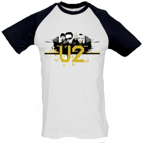 Camiseta hombre U2