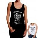 Women Motorhead tank top