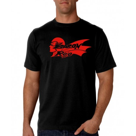 Men Barón rojo T shirt
