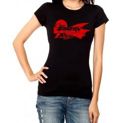 Camiseta mujer Barón rojo
