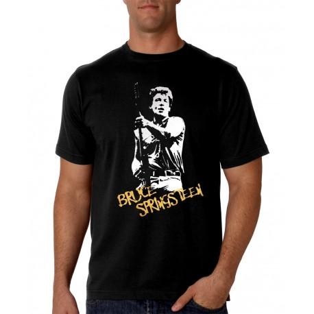 Men Bruce Springsteen T shirt