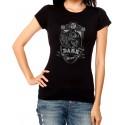 Camiseta mujer Dark beer