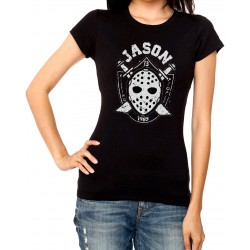 Camiseta mujer Jason Viernes 13