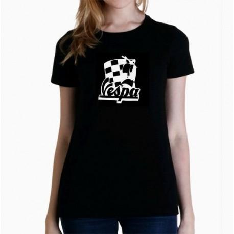Women Vespa T shirt