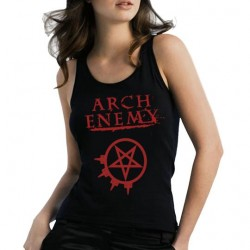 Camiseta tirantes Arch enemy