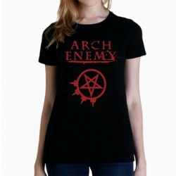 Camiseta mujer Arch enemy