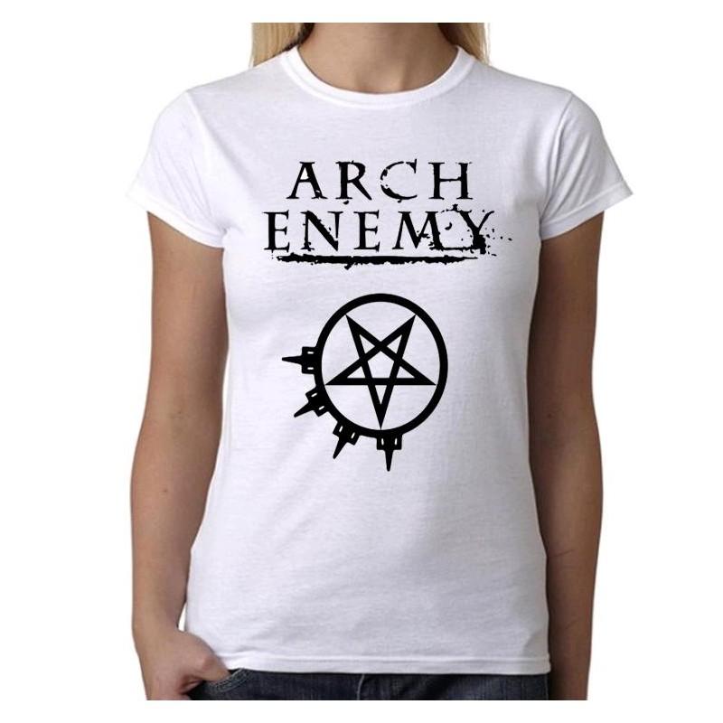 Camiseta mujer Arch enemy · Camiseta mujer Arch enemy f0f42d7ea1257