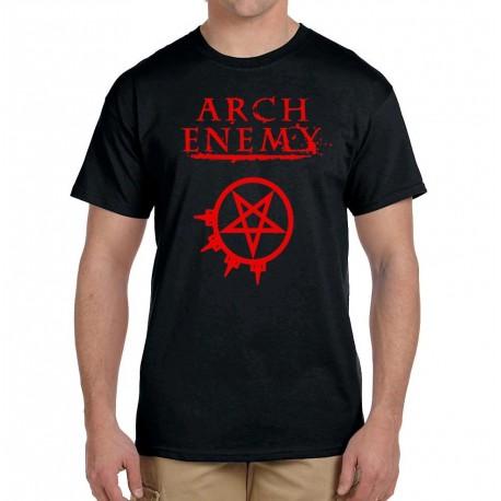 Men Arch enemy T shirt